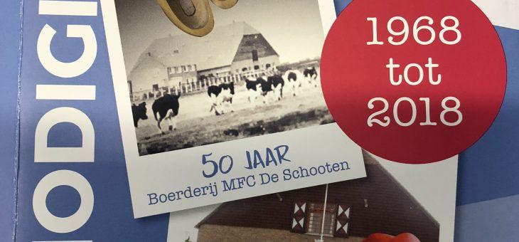 Boerderij viert 50-jarig jubileum