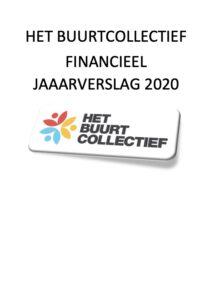 Financieel jaarverslag 2020