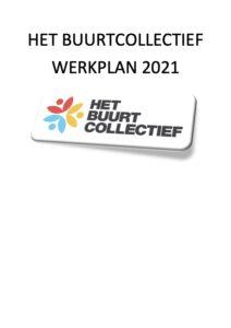 Werkplan 2021